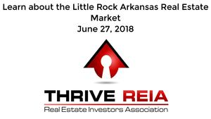 Learn about the Little Rock Arkansas Real Estate Market