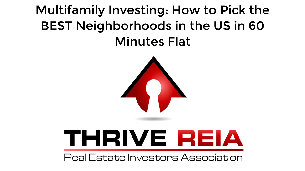 Multifamily Real Estate Investing with Neal Bawa